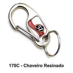 Chaveiro Metal Resinado - 170C