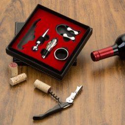 Kit vinho com 5 peças - 223