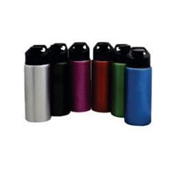 Brindes personalizados- Squeeze-Alumínio-600ml