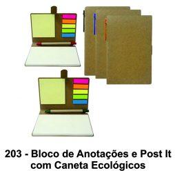 Bloco Eco - 203