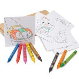 Giz de Cera para Colorir - 503