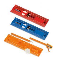 Kit Escrita em Plástico - 504