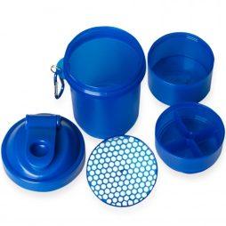Coqueteleira Plástica Divisórias - 173B2